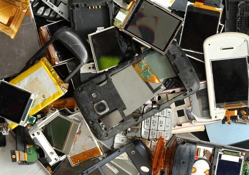 SP é o estado que mais produz resíduos eletrônicos no Brasil