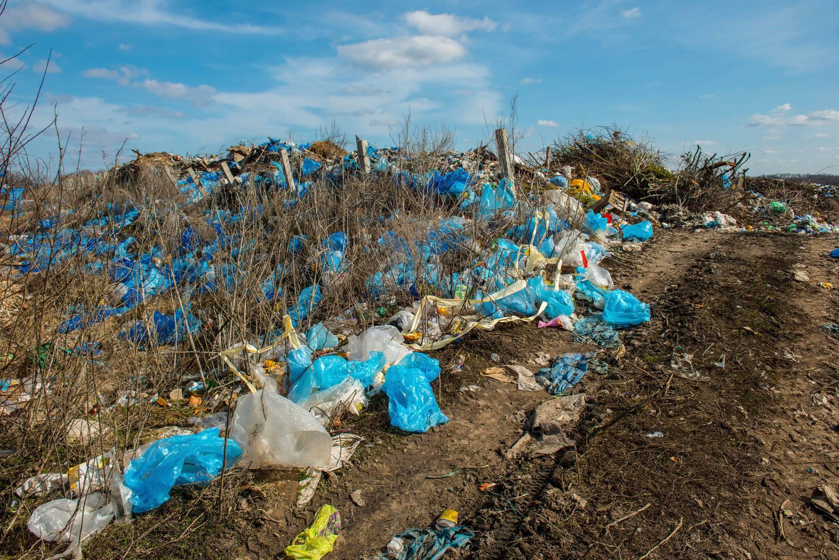 Marrocos aprova lei que bane sacolas plásticas