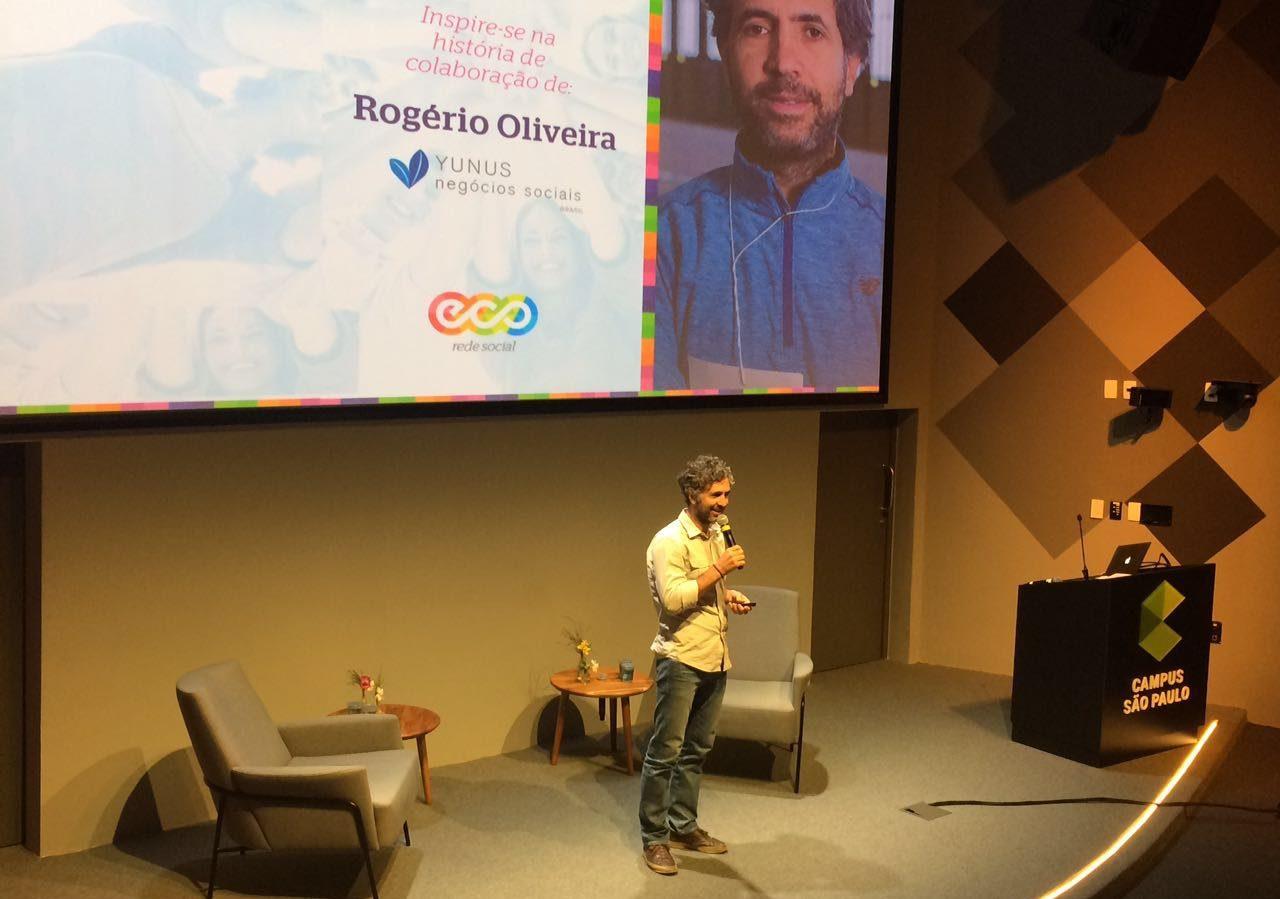 Evento grátis fala de sustentabilidade, colaboração e inspiração