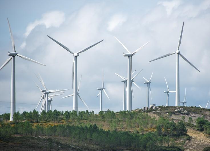 Dinamarca tem 41,8% de sua eletricidade proveniente de energia eólica