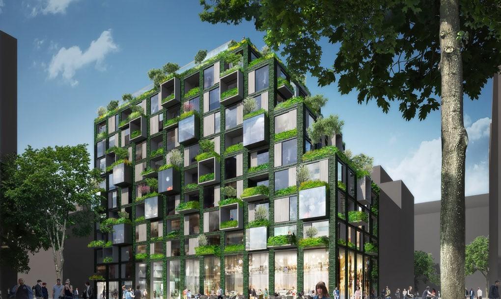 Antiga base petrolífera vira bairro sustentável em Berlim