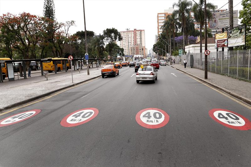 Foto: Luiz Costa/SMCS  Via Calma - Curitiba
