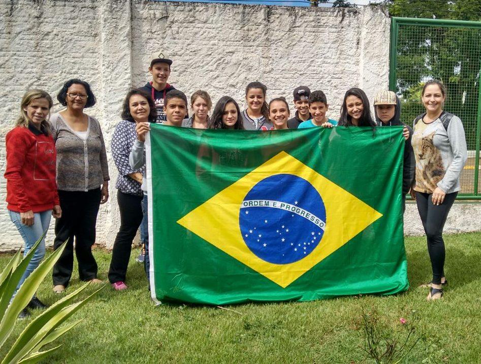 Escola pública em SP é finalista de prêmio internacional de sustentabilidade