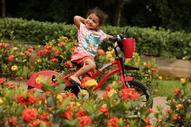 Santos tem o 1o sistema de compartilhamento de bike para crianças da América Latina