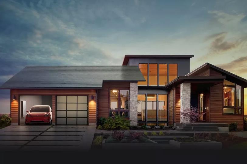 Tesla cria placas solares iguais a telhados tradicionais