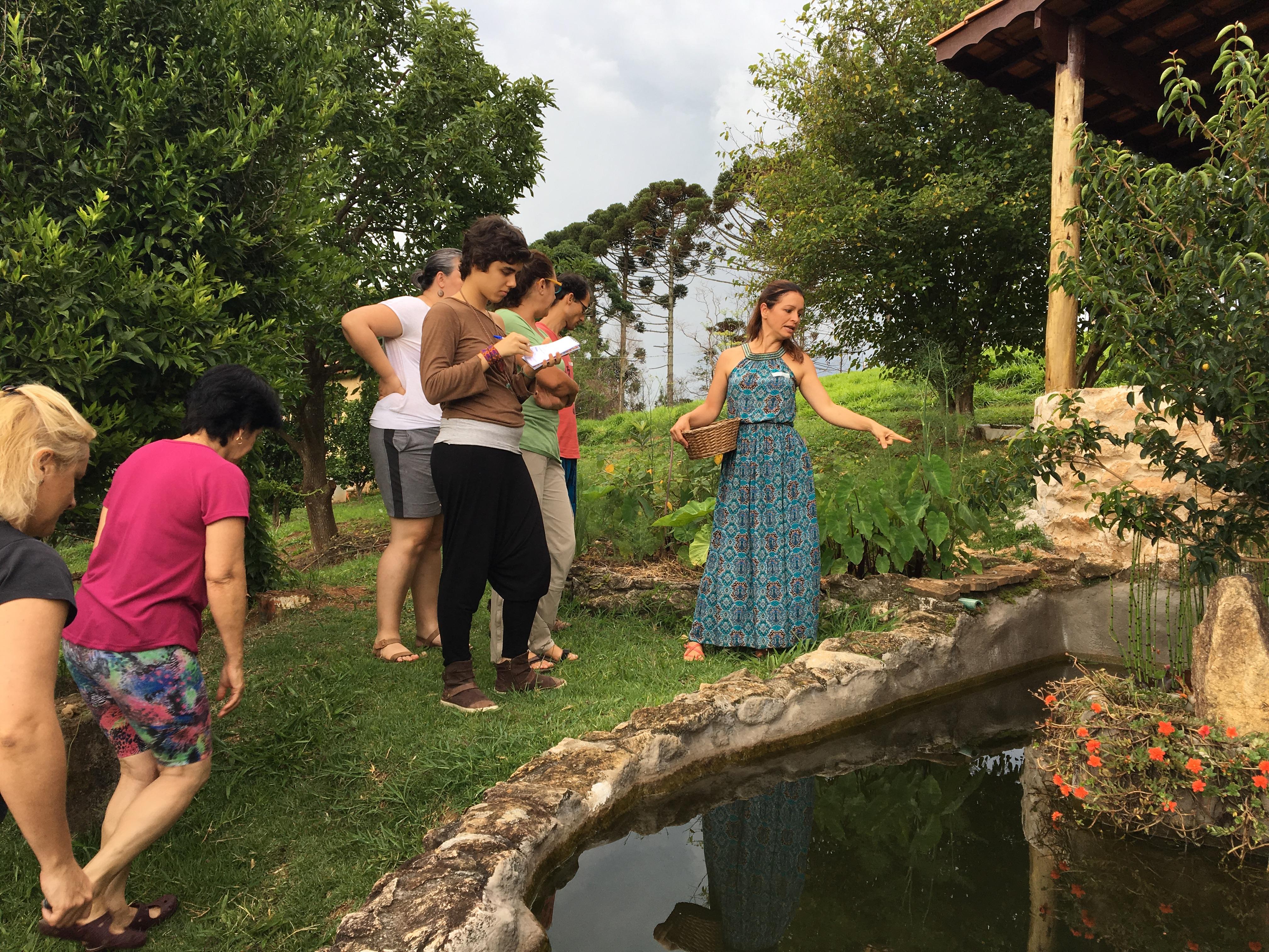 Ecovila de SP realiza oficinas de saúde natural e despertar da intuição em janeiro