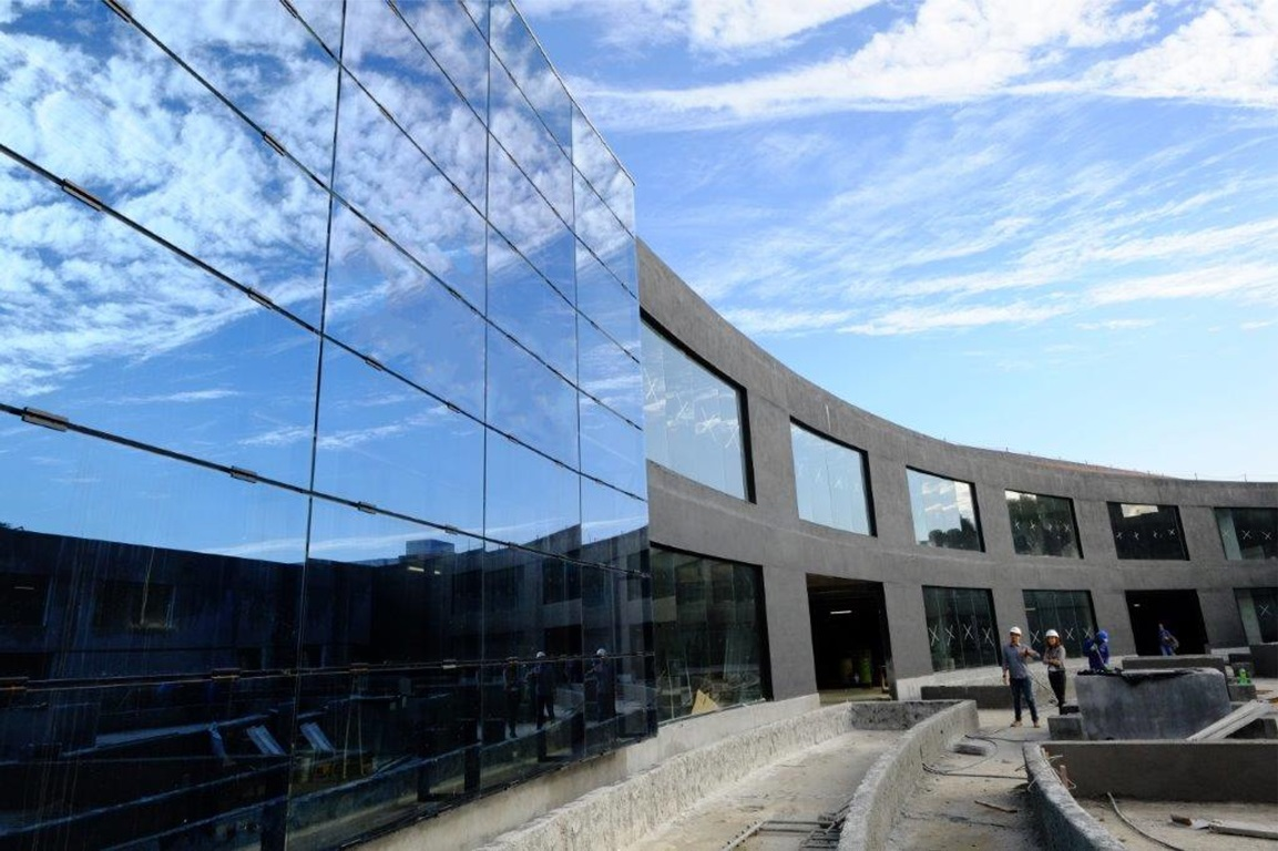 SP terá a maior fachada geradora de energia solar com filmes do Brasil