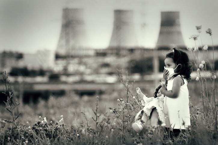 300 milhões de crianças no mundo estão respirando ar tóxico