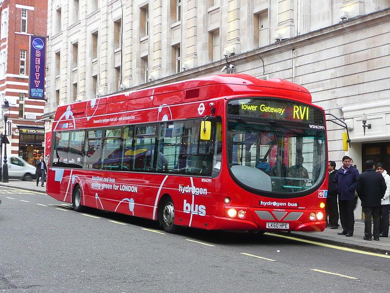 Londres planeja a maior frota de ônibus com zero emissões da Europa