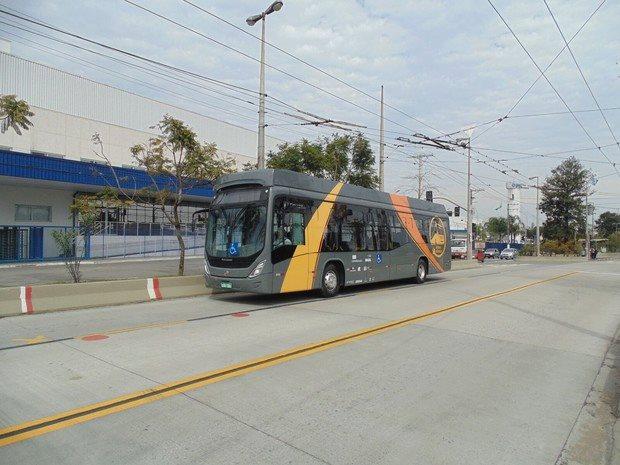 SC deve ter ônibus movido a energia solar rodando ainda neste mês