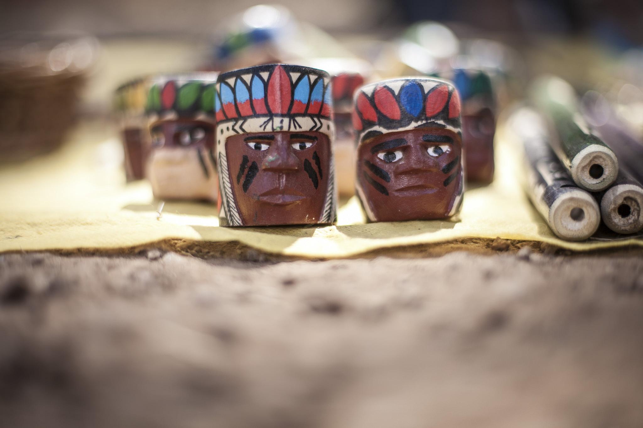 Índio   Foto: Oliver Kornblihtt/Flickr