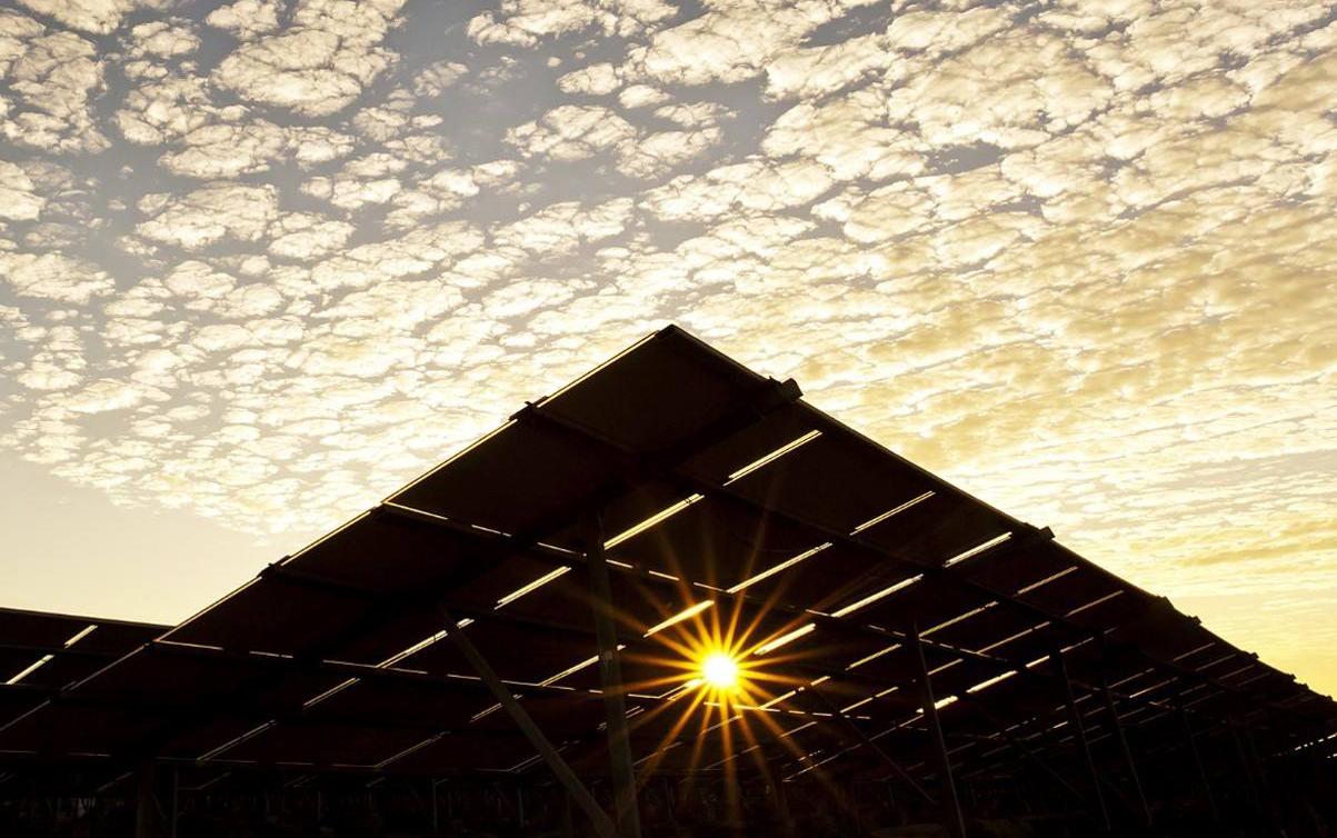 Custo da energia solar bate recorde de baixa na Índia