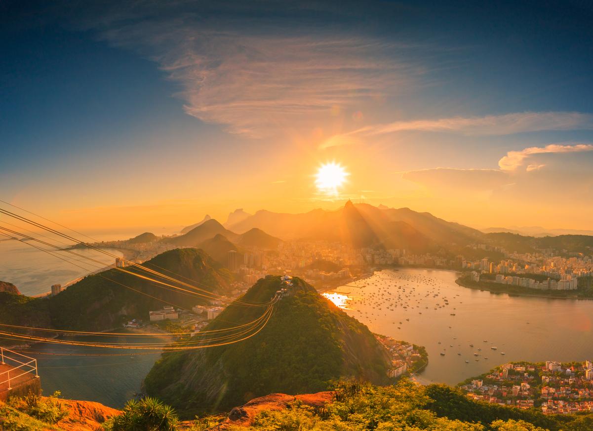 Com 180 km de extensão, Triha Transcarioca será novo atrativo turístico do Rio