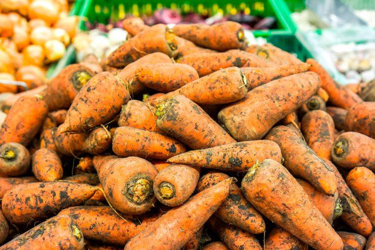Pão de Açúcar passa a comercializar legumes escovados