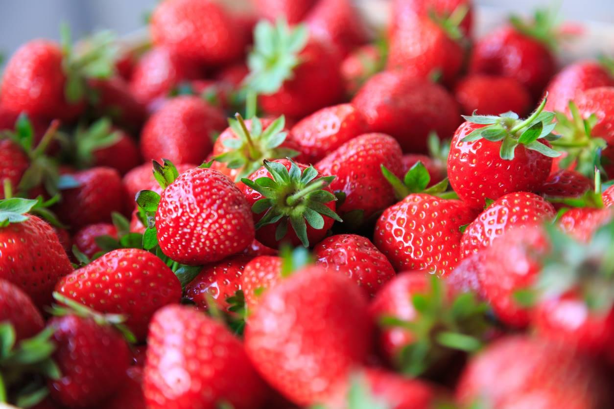 As 12 frutas e vegetais mais contaminados por agrotóxicos nos EUA