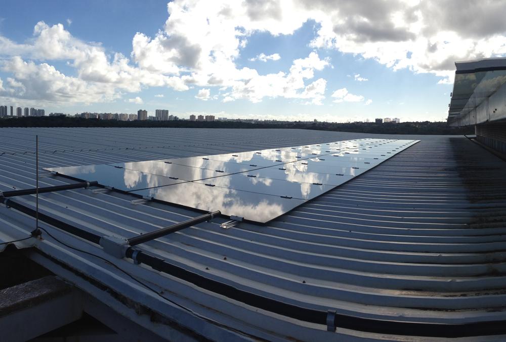 Parque Tecnológico da Bahia ganha sistema de energia solar fotovoltaico