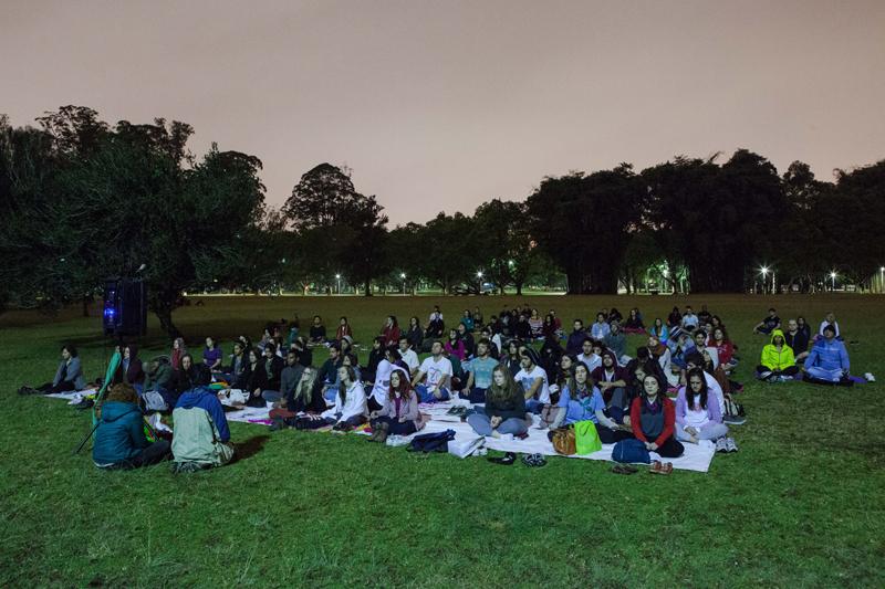 São Paulo terá Meditação da Lua Cheia neste final de semana