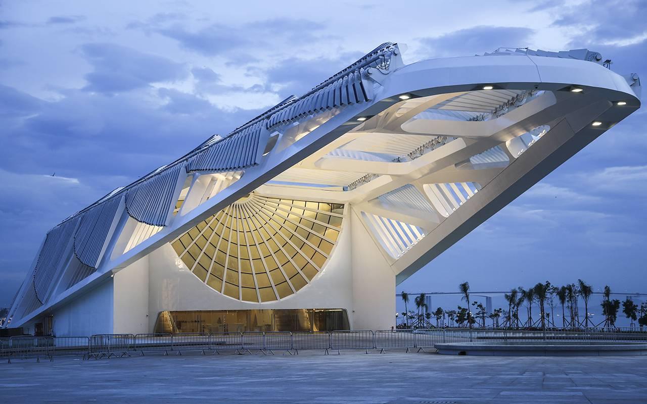 Museu do Amanhã ganha na França prêmio de Construção Verde mais Inovadora