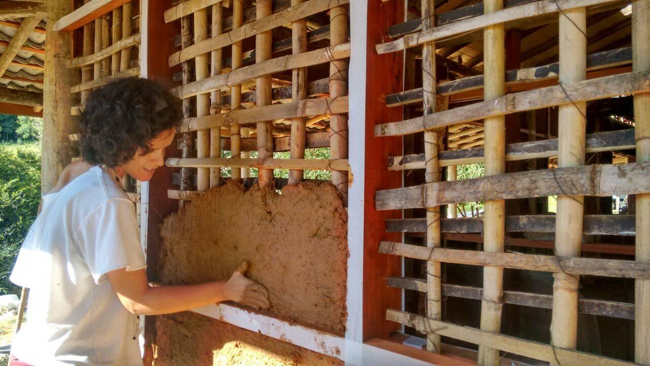 Templo budista em SP convoca voluntários para vivência de bioconstrução
