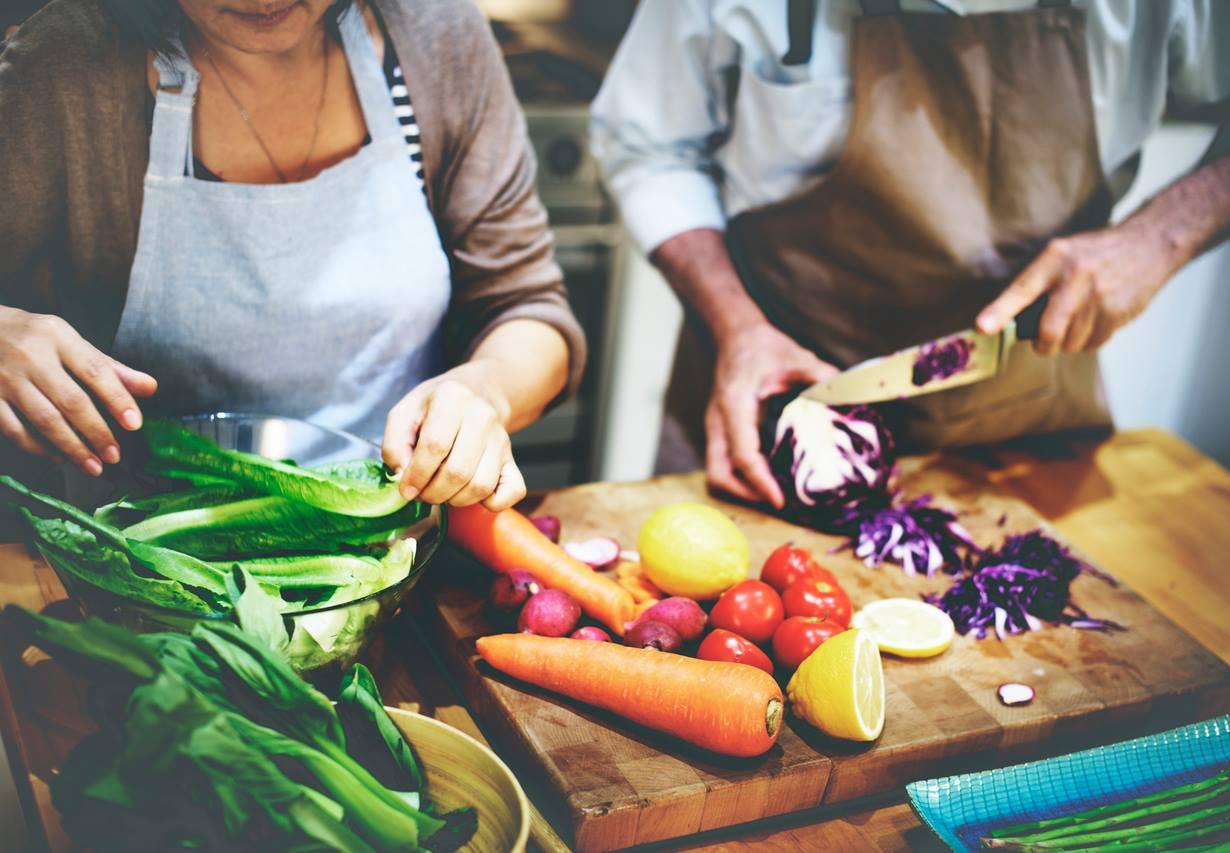7 maneiras de comer mais vegetais e se livrar da carne