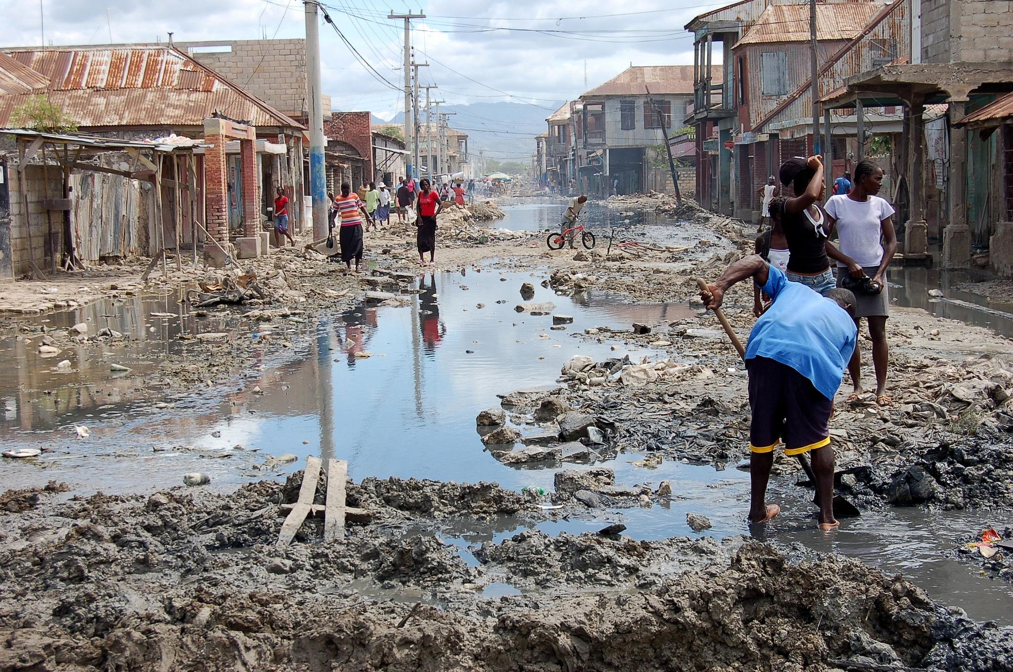 Investimentos dos países em saneamento não estão sendo suficientes, alerta relatório da ONU