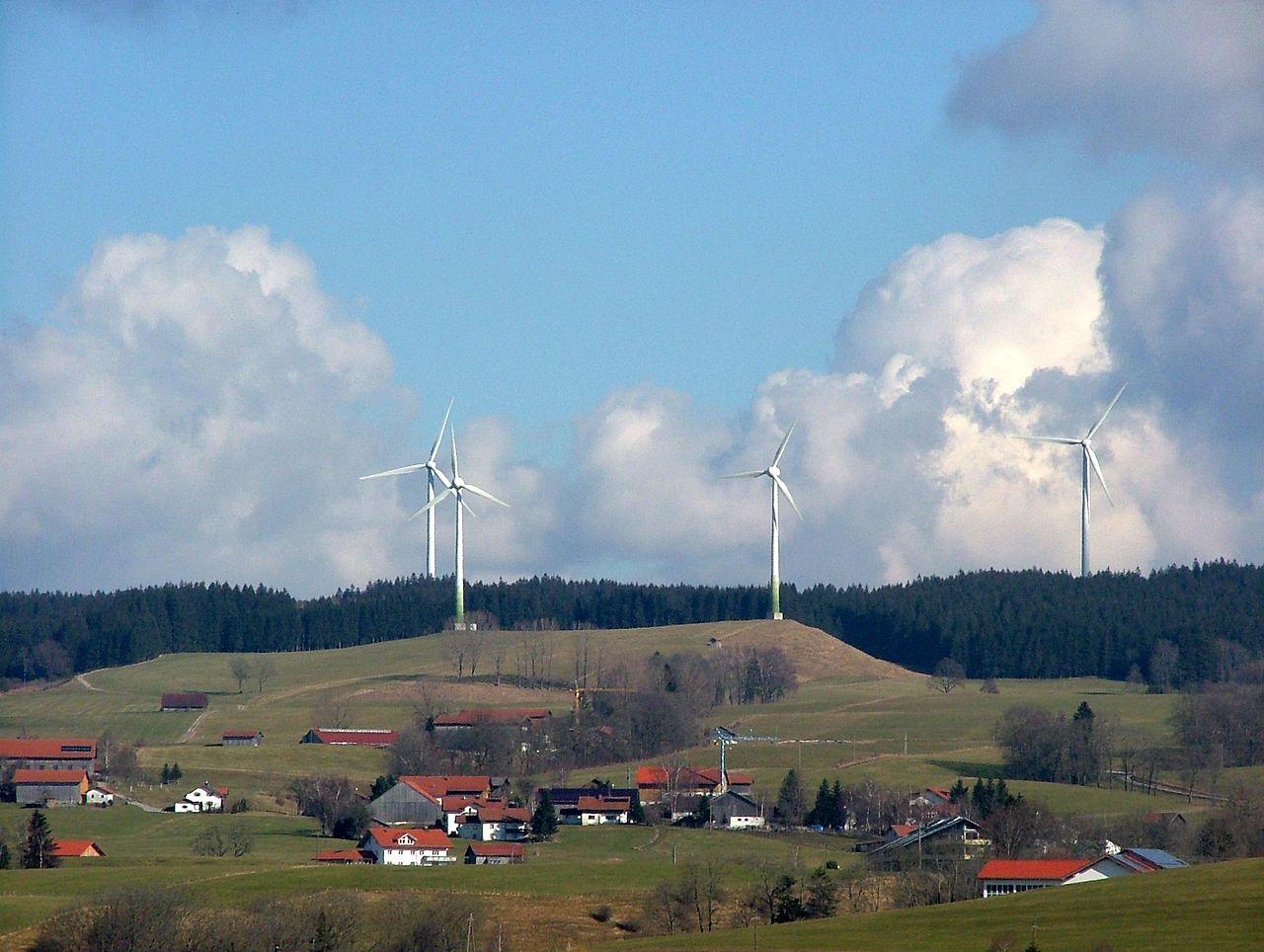 Vilã alemã gera 500% mais energia do que precisa