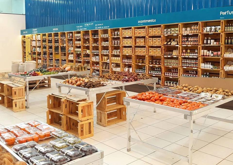 Primeiro mercado 100% orgânico de São Paulo é inaugurado