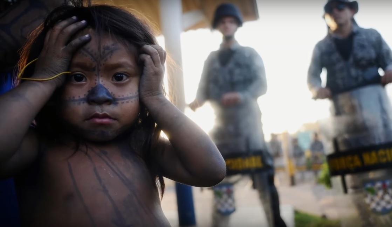 Emocionante, clipe reúne mais de 20 artistas em prol de demarcação de terras indígenas