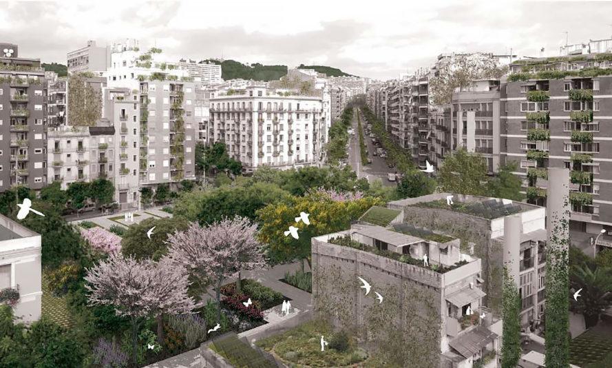 Barcelona planeja dobrar população de árvores até 2020
