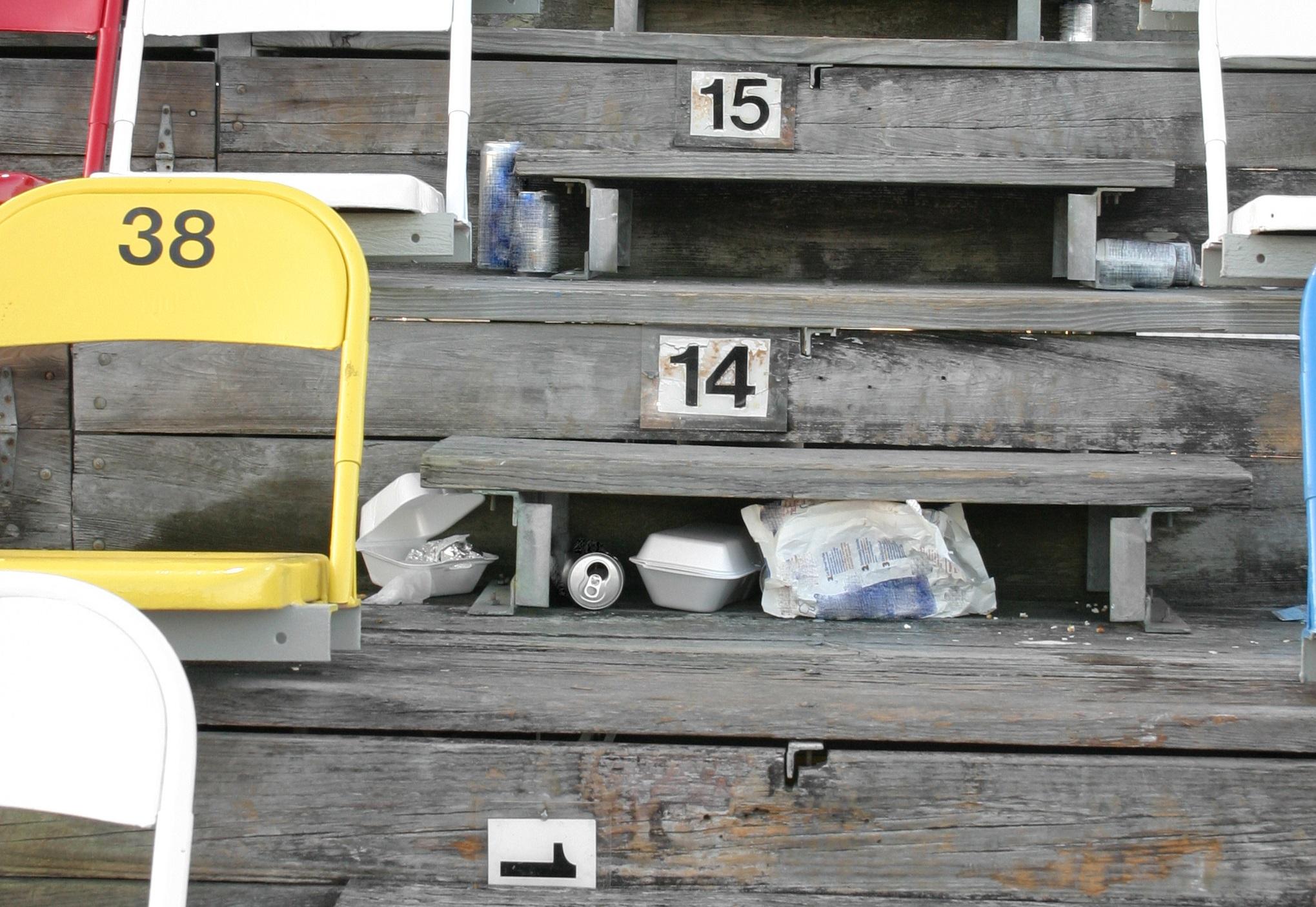 Fluminense destina corretamente todo lixo de estádio, após parceria com cooperativa