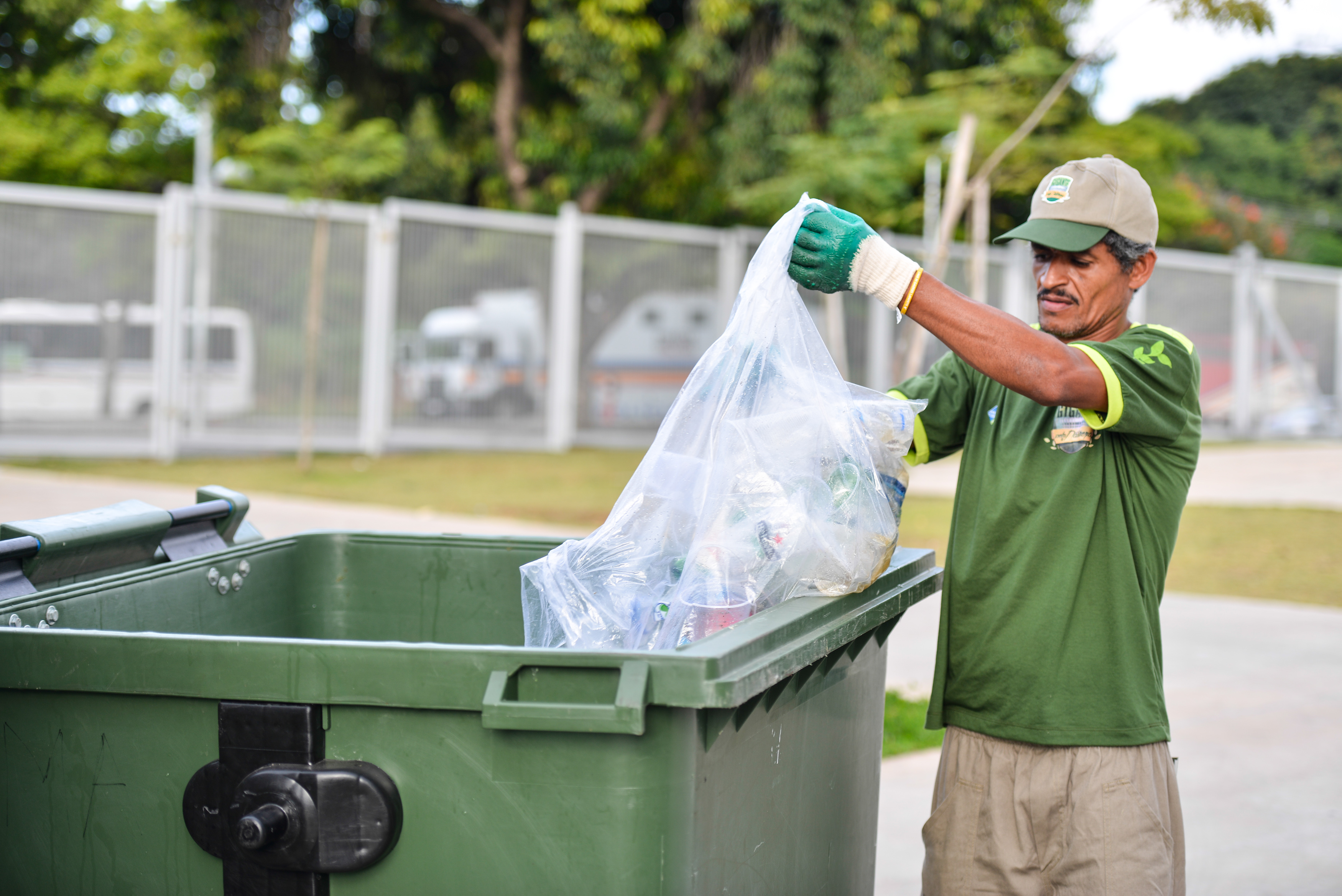 Mineirão destina corretamente mais de 93 toneladas de lixo gerados no estádio