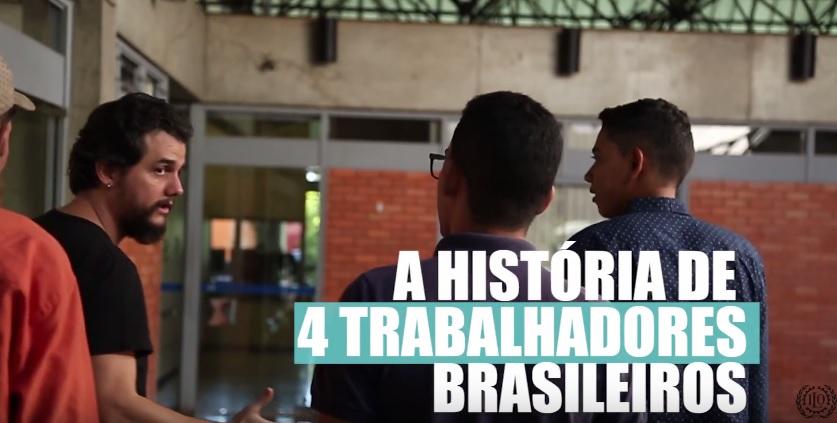 Vídeo com Wagner Moura conta a história de 4 homens que viveram anos de trabalho forçado