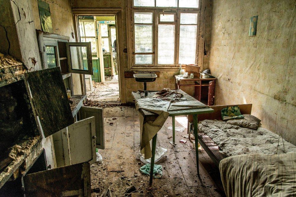O Suplício: Vozes de Chernobyl de Pol Cruchten, Luxemburgo/Áustria/Ucrânia, 2015