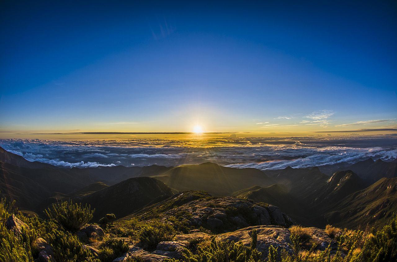 5 picos em parques nacionais que você tem que conhecer