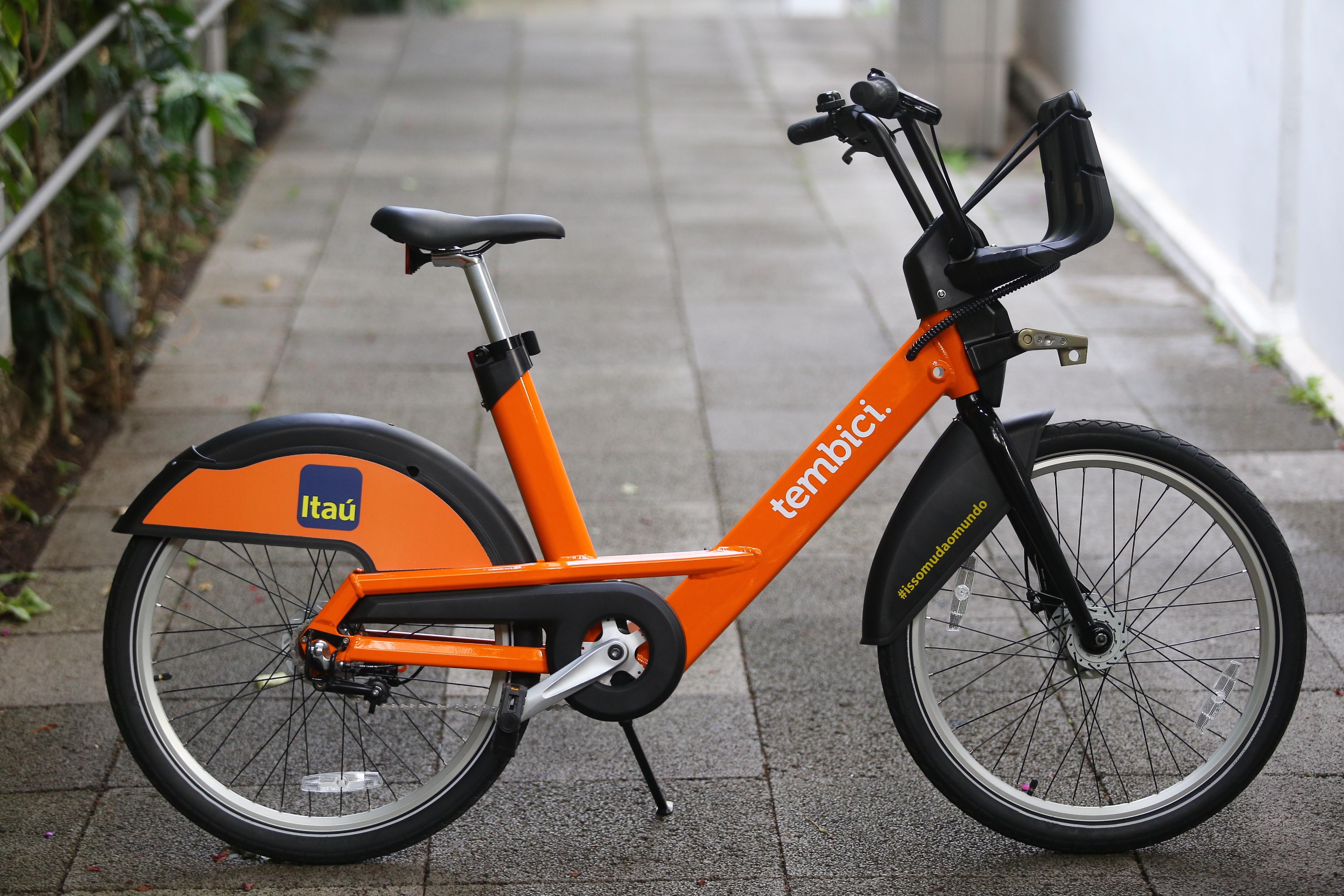 Itaú quer integrar bicicleta com transporte coletivo nas periferias até o fim do ano