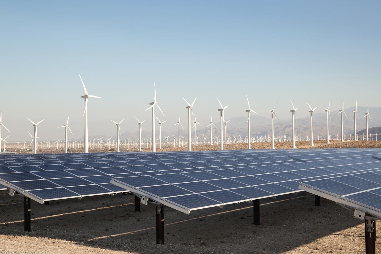 Renewable Solar Energy and Windmills