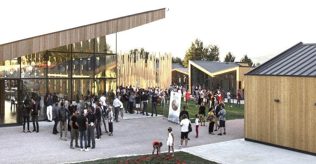 Cidade italiana devastada por terremoto começa a se reconstruir com vila gastronômica