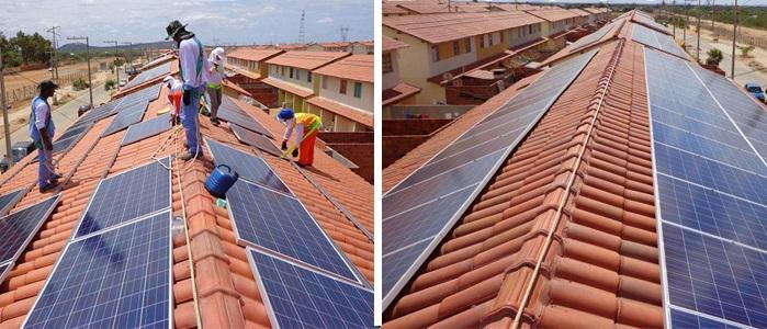 Brasil terá portaria sobre energia solar em imóveis populares