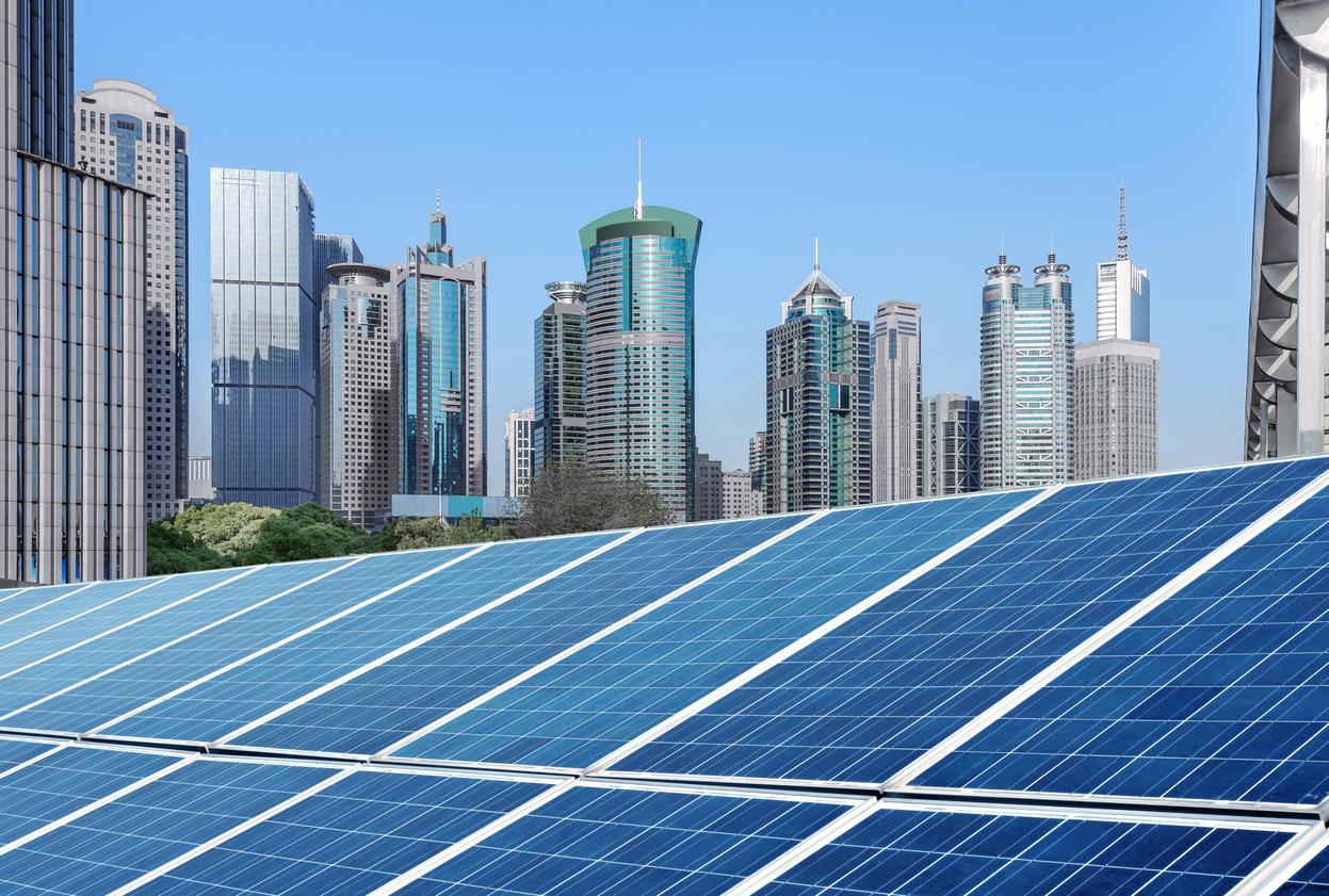 China alcança meta de instalações solares que previa para 2020