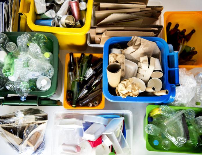 ecoponto ecoenel recicláveis