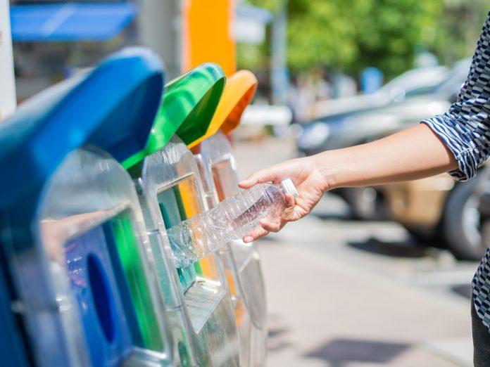 lixo reciclável SP