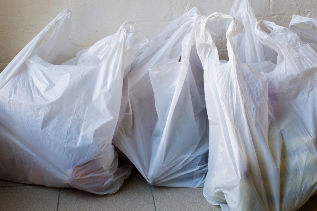 delivery plástico