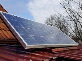 gerar energia solar