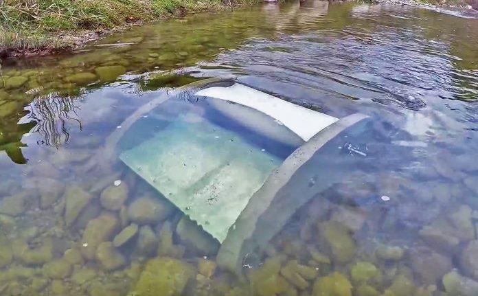 waterotor mini gerador de enegia rios