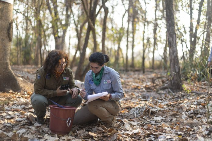 Mulheres na Conservação