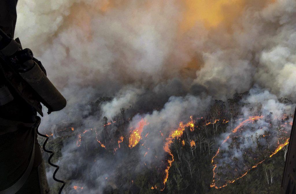 fogo Austrália