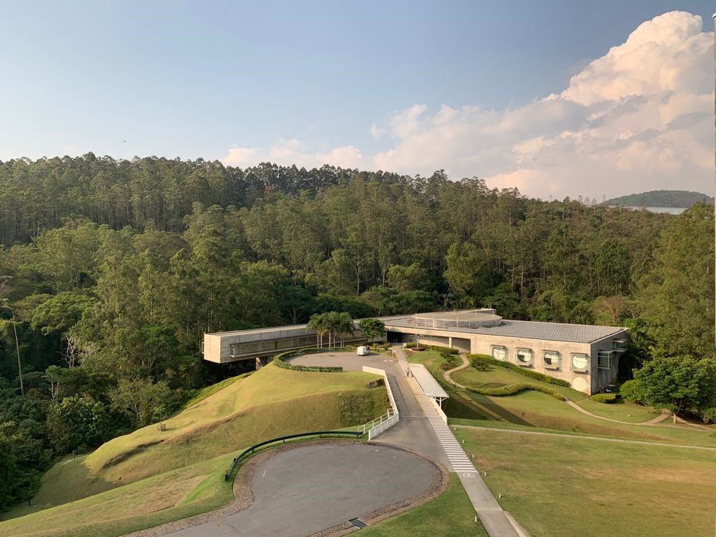 Sede da Natura em Cajamar com energia solar