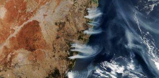 Queimadas na Austrália