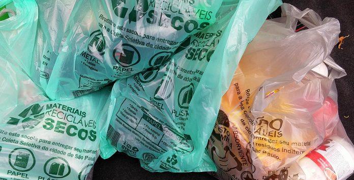 sacolas plásticas proibição