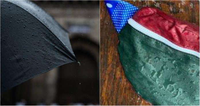 reaproveitar guarda-chuva